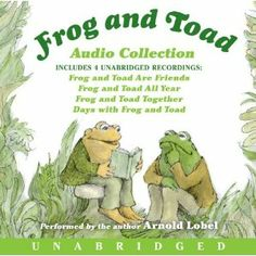 Frog and Toad CD Audio Collection (I Can Read! - Level 2): Arnold Lobel: 9780060740535: Amazon.com: Books