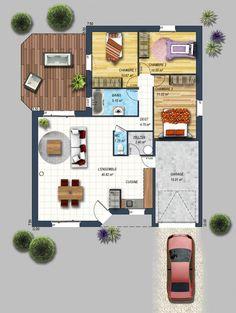 constructeur maison économique st nazaire loire atlantique 44 | Depreux Construction