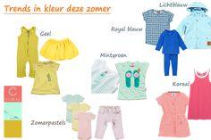 Kleuren kinderkleding zomer 2014 | MiniRepublic babykleding en kinderkleding www.minirepublic.nl