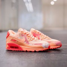 Nike wmns Air Max 90 'Sunset Glow'
