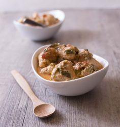Curry de chou-fleur aux tomates et lait de coco - Ôdélices : Recettes de cuisine faciles et originales !