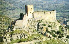 Burgos - castello del Goceano