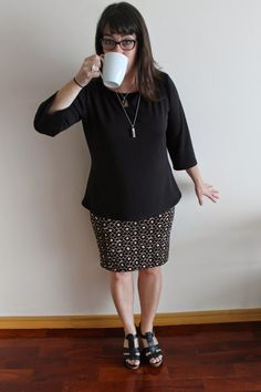 Cookin' & Craftin': Tilly and the Buttons Coco Tunic