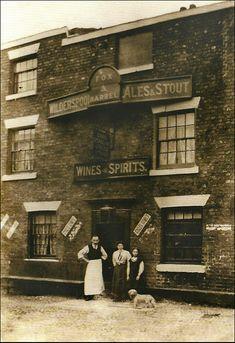 Fox and barrel Old Pub, Has Gone, Chester, Barrel, Fox, Barrel Roll, Barrels, Foxes