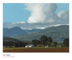 John Meyer is one of South Africa's leading contemporary realists. Born Meyer has put his indelible stamp on the genres of landscape, portraiture and narrative art. John Meyer, African Paintings, South African Art, Traditional Paintings, Landscape Paintings, Landscapes, Fine Art, Mountains, World