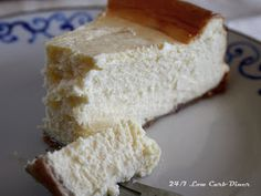 Easy Low-Carb Cheesecake