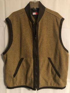 Roper Men/'s Rangegear Insulated Vest 03-097-0763-0522 BL