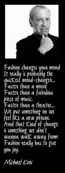 -Michae Kors fashion quotes