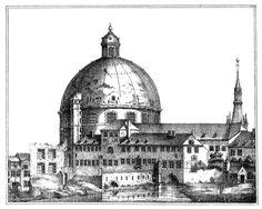 Eglises de Liège - Le couvent des Dominicains (frères Prêcheurs) - Notes archéologiques et architectoniques. - C BOURGAULT