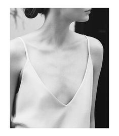 Delicate necklines |  Follow me on Instagram to see more like this and my own styling work: @thefashionpursuit_