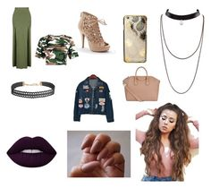 """""""out to eat in restaurant"""" by yarlin-perez on Polyvore featuring Topshop, Chicnova Fashion, Apt. 9, Givenchy, Humble Chic, Skinnydip, Lime Crime, Leggings and WardrobeStaples"""