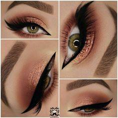 Makeup, Makeup tutorial, beauty, beautiful, girl, fashion, style, women,