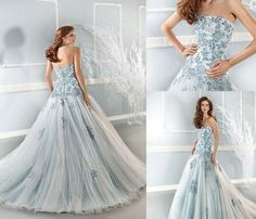 2014newDresses Formal Party Prom Ball Gowns Dresses Custom 6+8+10+12+14+16++++++ #Handmade #Formal