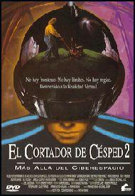El cortador de césped 2 (1996) EEUU. Dir.: Farhad Mann. Ciencia ficción /Fantástico - DVD CINE 1895