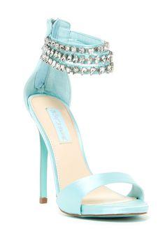 Betsey Johnson Marry Embellished Sandal | Nordstrom Rack