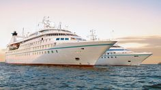 Star Breeze and Star Legend ~ Windstar Cruises Reveals Its Launch Plans for Star Breeze and Star Legend | Popular Cruising (Image Copyright © Windstar Cruises)