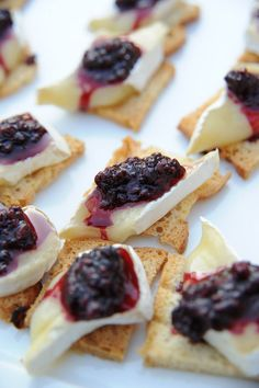 Perfect cocktail hour appetizer for a beach club party!