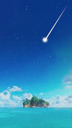 Destiny Island - KH3 Kingdom Hearts Games, Kingdom Hearts Fanart, Kh 3, Heart Wallpaper, Kingdom Hearts Wallpaper Iphone, Shadow Of The Colossus, Kindom Hearts, Travel Humor, Animes Wallpapers