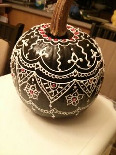 Pumpkin painting #pumpkin #halloween #craft #kids