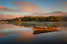 Killarney Reflections: Photo by Photographer Debra Harder