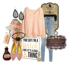 """""""Not a Bad Thing"""" by shoppe23online ❤ liked on Polyvore featuring Alexander Wang, Twelve Timbers, Charlotte Olympia and sweaterweather"""