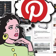 How to Use Pinterest for Beginners -- Everyone's talking about Pinterest but not everyone 'gets' it. You will after following these seven steps to Pinterest fluency.