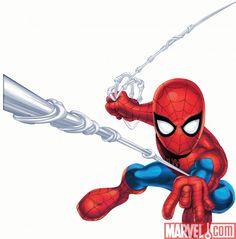 Marvel Super Hero Squad, Spider-Man