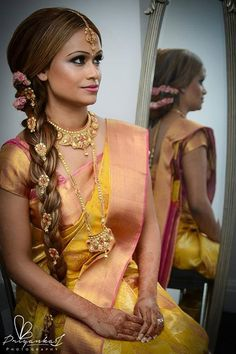 wedding saree...needs a darker border