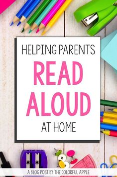 At parent-teacher conferences, I was asked the same question – how can I help my child read at home?  My answer was simple – just read!  But I started to realize that it wasn't so easy for families.  As the teacher, I needed to provide a reading resource for parents.  Check out this blog post for ideas and freebies for first and second grade classrooms.