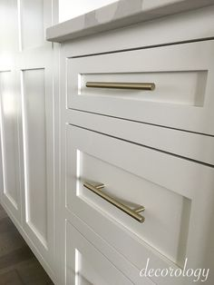 A preview of our new kitchen reveal! - Decorology (and thanks to @fastcabinetdoors)