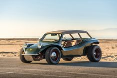 This 1965 Meyer Manxter 2+2 beach buggy is a glorious throwback to the counter culture revolution of the 1960s and comes with unique touches to make it even more desirable. #BeachBuggy #Auction #ClassicBuggy