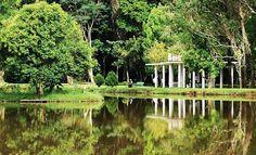 Parque das aguas de Caxambu Minas Gerais