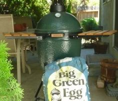 Hi there Big Green Egg fans (or soon-to-become Big Green Egg fans). Welcome to a page dedicated to linking to sites about the Big Green Egg. That's...
