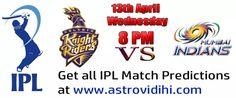 KK-MI ASTROVIDHI IPL 2016