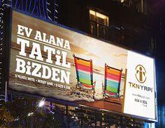 "Check out new work on my @Behance portfolio: ""TKN YAPI | Ev alana tatil bizden"" http://on.be.net/1HMKIBp"