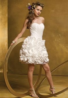 What are some different styles of Group USA dresses?