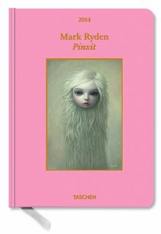 Pinxit 2014 (Taschen Small Clothbound Diary) by Taschen Mark Ryden, Best Birthday Gifts, Birthday Gifts For Women, Book Lovers Gifts, Books, Gift Ideas, Amazon, Art, Film