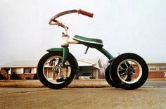 Tricycle;  Strange days