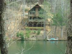 Lake Lure House Rental: Relax In The Mountains At 'fawn Forest'- Located On Bald Mountain Lake | HomeAway