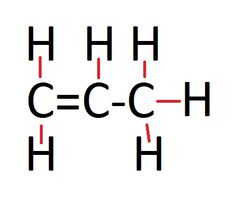 Bromine water test for alkenes / unsaturated fats