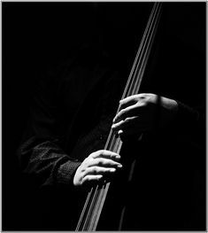 Upright bass is about 5 times harder than its guitar cousin. Much respect to anyone who has mastered this instrument, I'm having a hard time just getting it to sound decent!