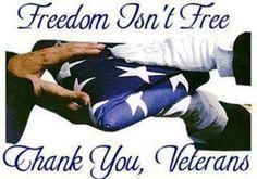 Thank a Veteran today.