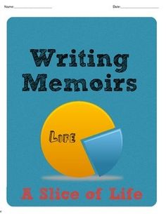 writing a memoir lesson plan
