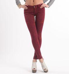 Bullhead Black Animality Printed Skinny Jeans #bullheadblack #pacsun @pacsun
