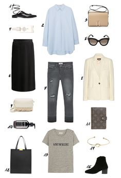 SIMPLE SPRING Arrivals - find the full edit now up on thedashingrider.com
