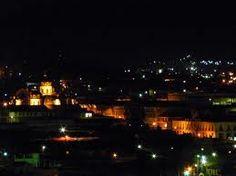 Quetzaltenango de noche!!!