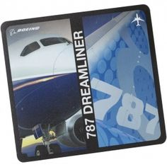 Boeing Collection Boeing 787 Image Mousemat