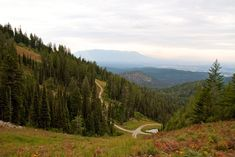 Hiking the Danny On Trail in Whitefish, #Montana