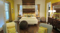 Dark wood bedroom 2