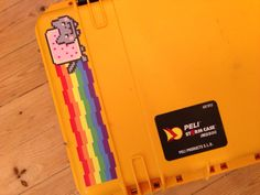 Peli Storm Case customized with stickers Landline Phone, Fans, Stickers, Decals